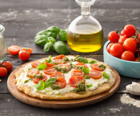 Galbani Three Cheese Pizza - Galbani