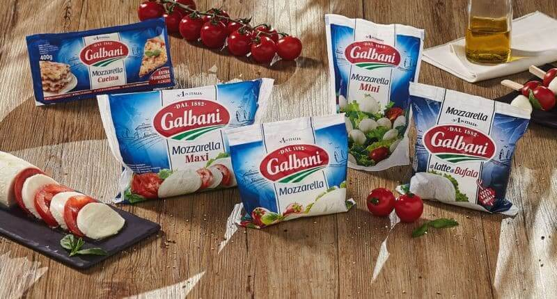 Venetian Rice Salad with Galbani Dolcelatte - Galbani
