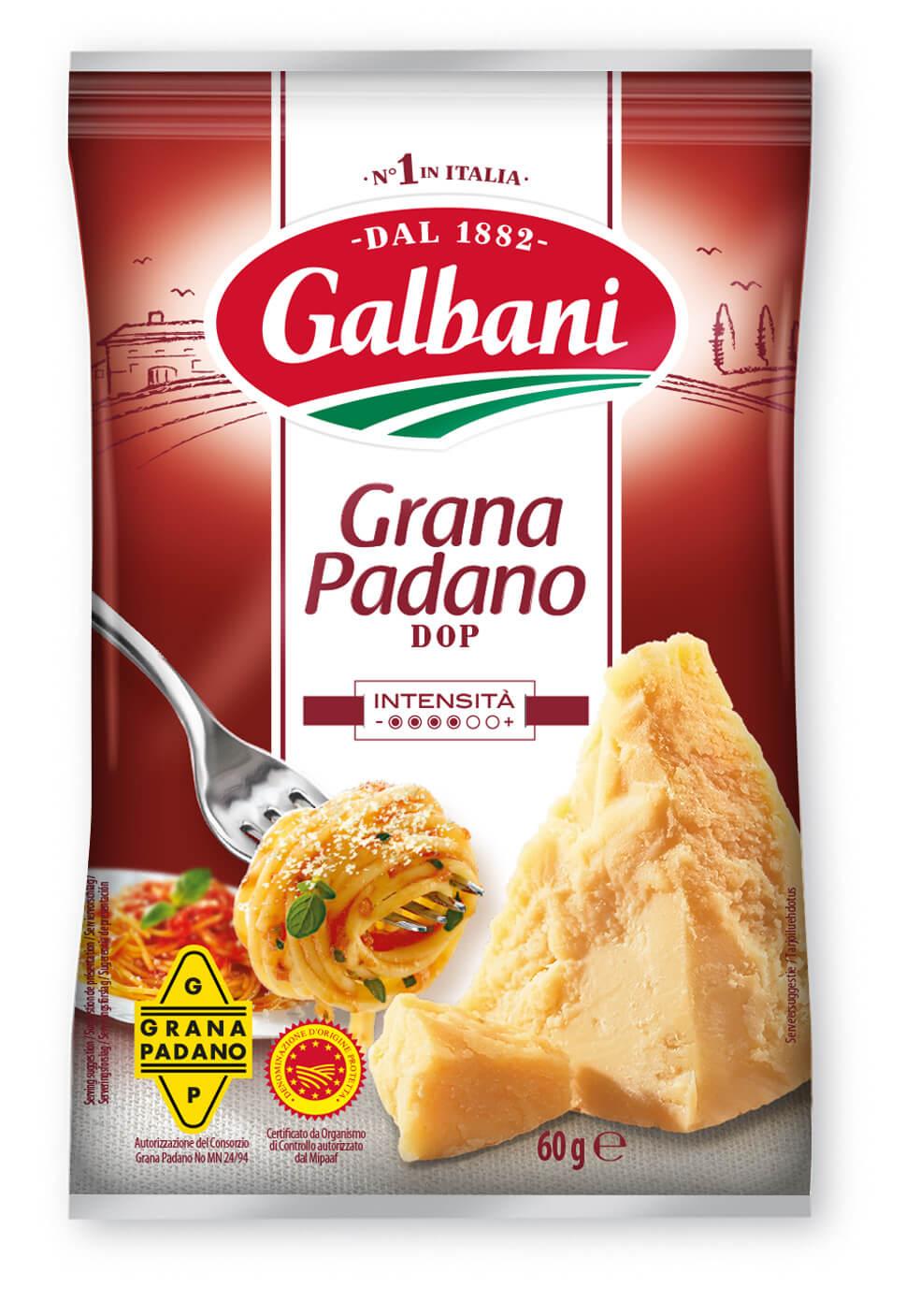 Galbani Grana Padano P.D.O. 60g