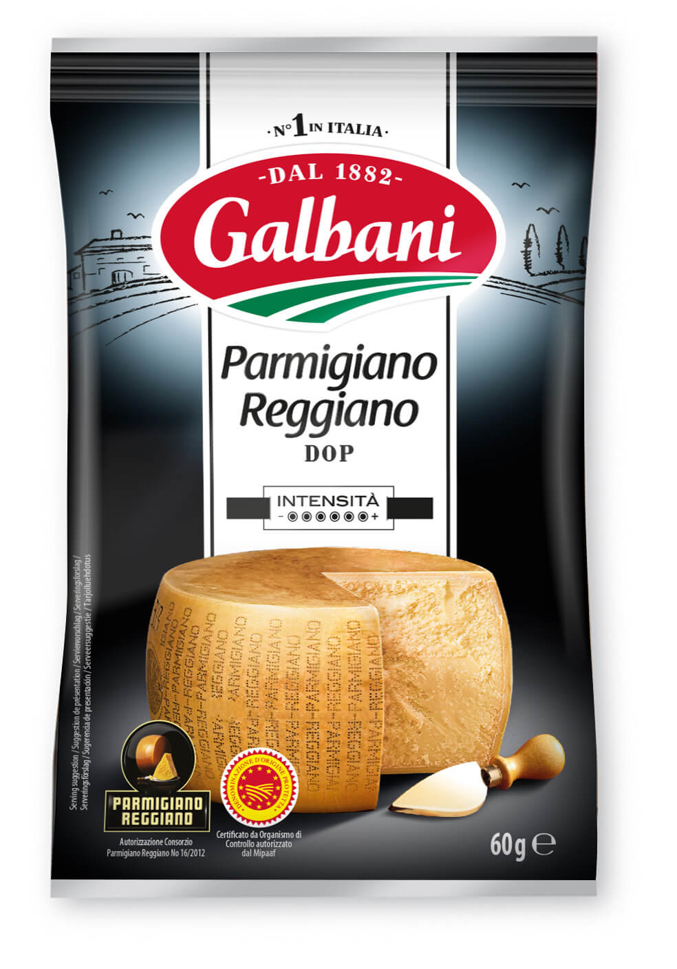 Galbani Parmigiano Raggiano DOP 60g