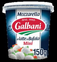 Galbani Mozzarella di Latte di Bufala Mini 150g - Galbani
