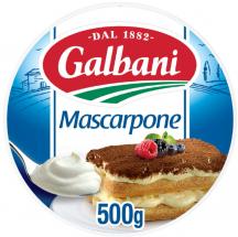 Galbani Mascarpone 500g - Galbani