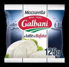 Galbani Mozzarella di Latte di Bufala 125g - Galbani