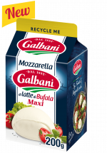 Galbani Mozzarella di Latte di Bufala Maxi 200g - Galbani