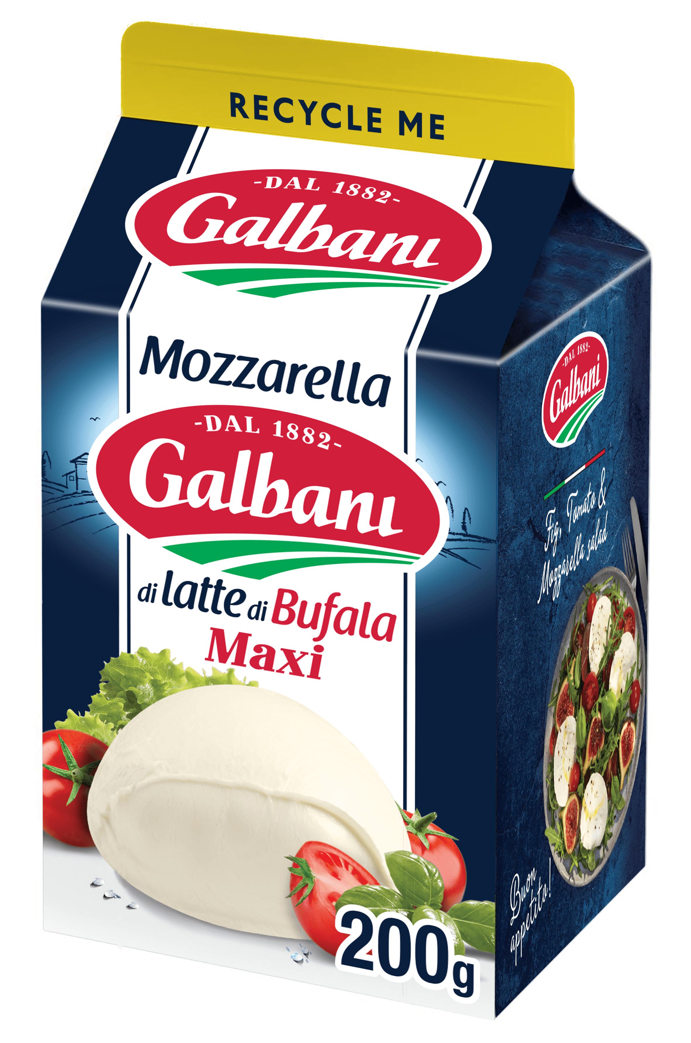 Galbani Mozzarella di Latte di Bufala Maxi 200g