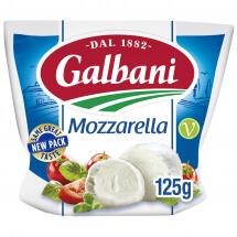 Galbani Mozzarella 125g - Galbani