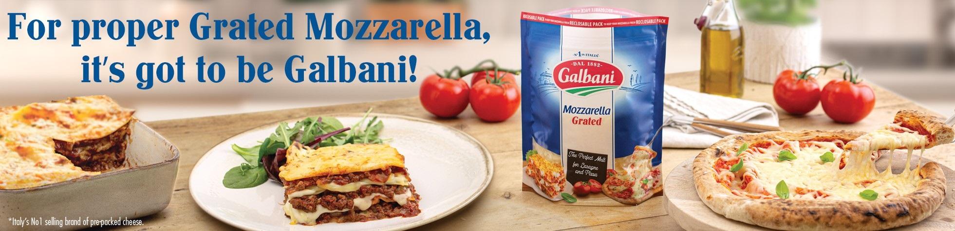 - Galbani